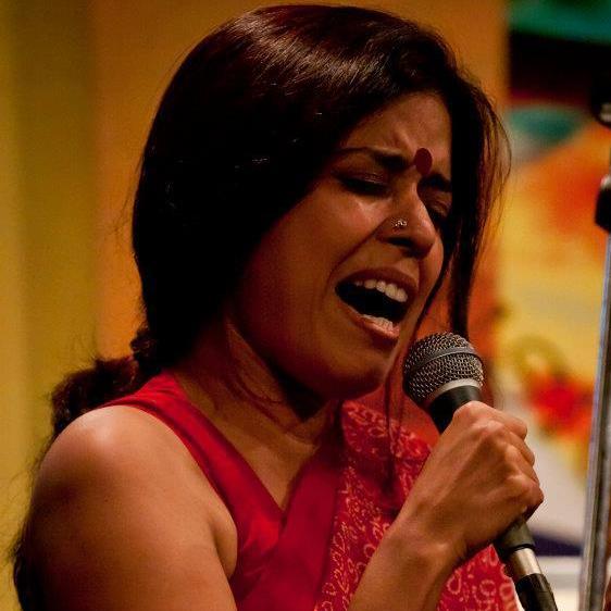 Carnatic musician
